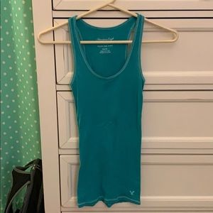 American eagle racer back tank top